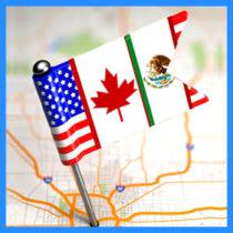 USA-CANADA-MEXICO