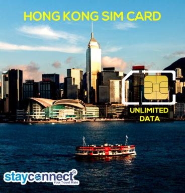 Buy International SIM Card for Hong Kong 1