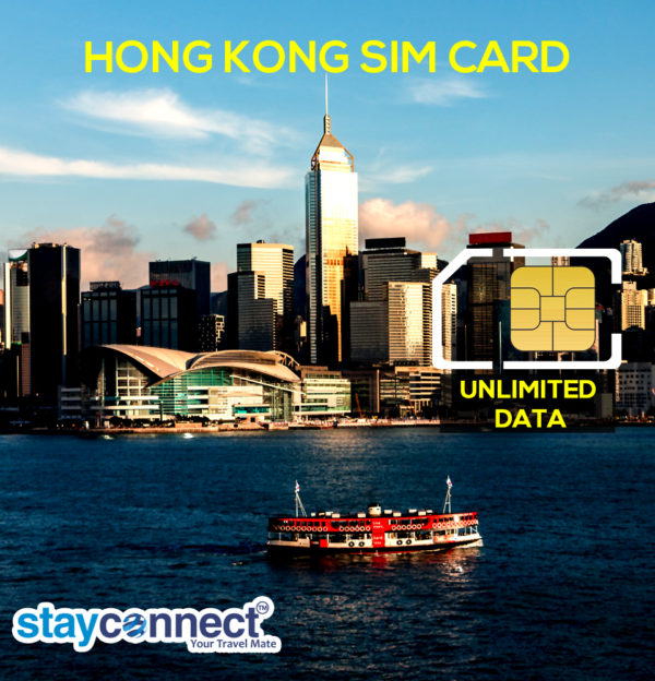HONG KONG UNLIMITED DATA FOR 7 DAYS 1