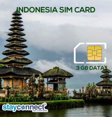 Buy International SIM Card for Indonesia 1