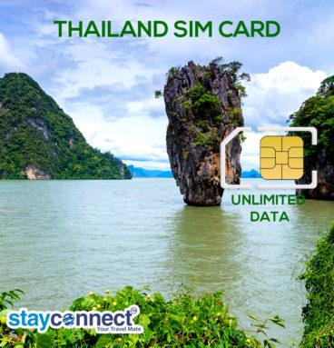 Buy International SIM Card for Thailand 1