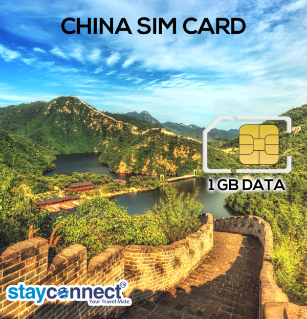 CHINA 1 GB PLAN FOR 15 DAYS 1