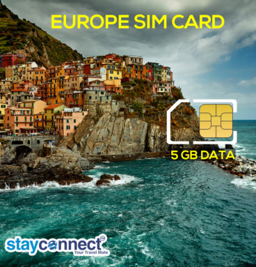 Buy International SIM Card for Europe 7