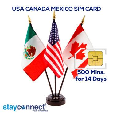 Buy International SIM Card For Mexico 3