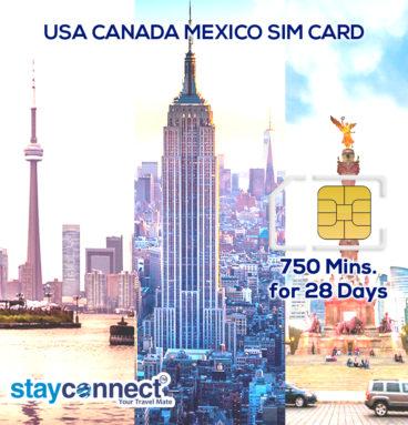 Buy International SIM Card for Canada 5